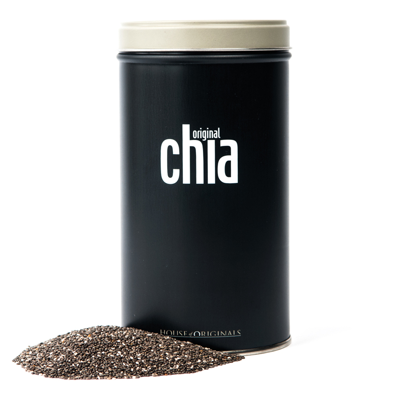 chiafrø omega 3